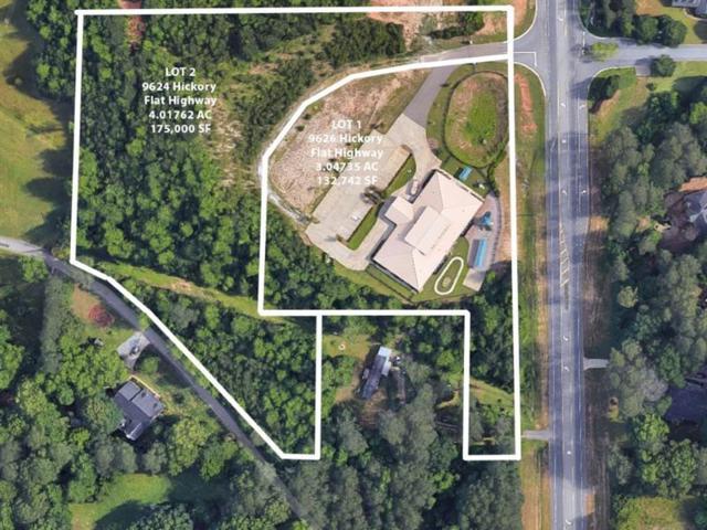 9624 Hickory Flat Highway, Woodstock, GA 30188 (MLS #5954374) :: North Atlanta Home Team