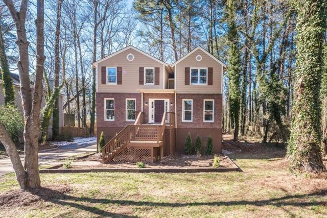 2756 Stonecreek Road SE, Smyrna, GA 30080 (MLS #5954377) :: Carr Real Estate Experts