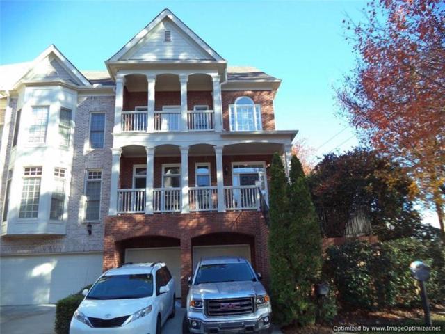 1461 Wembley Court NE, Atlanta, GA 30329 (MLS #5954522) :: North Atlanta Home Team