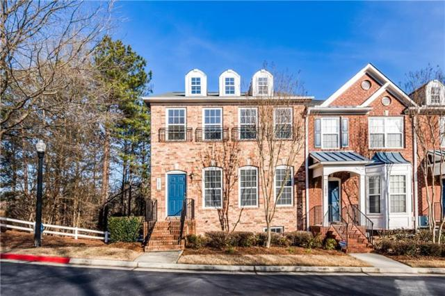1801 Dunrobin Drive #33, Smyrna, GA 30082 (MLS #5954630) :: North Atlanta Home Team