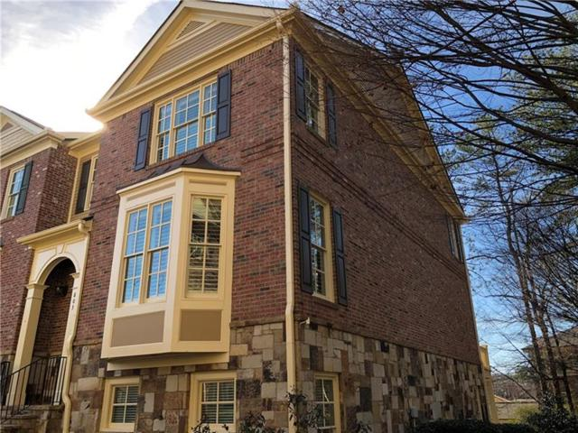 803 Mountain View Terrace NW, Marietta, GA 30064 (MLS #5954758) :: The Russell Group