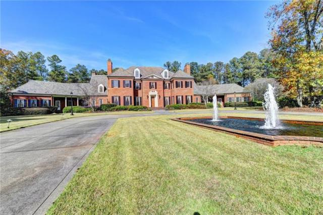 14785 Bluff Road E, Milton, GA 30004 (MLS #5954838) :: The Russell Group