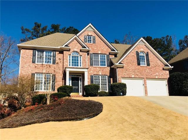 4316 White Hickory Lane NW, Kennesaw, GA 30152 (MLS #5954866) :: North Atlanta Home Team