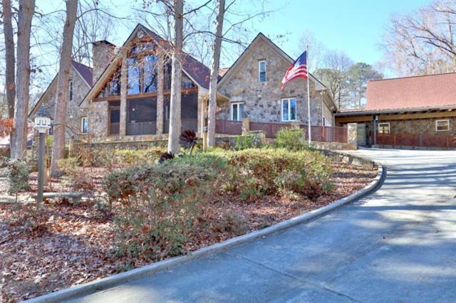 6000 E Gate Court, Stone Mountain, GA 30087 (MLS #5955204) :: Carr Real Estate Experts