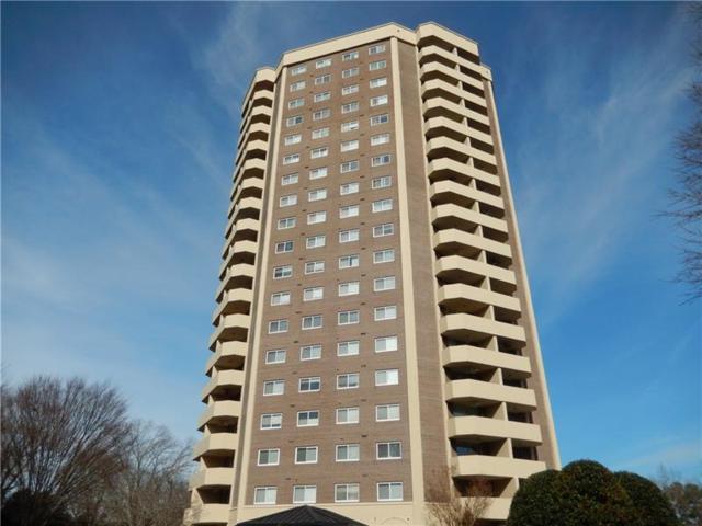 1501 Clairmont Road #1812, Decatur, GA 30033 (MLS #5955207) :: RE/MAX Paramount Properties