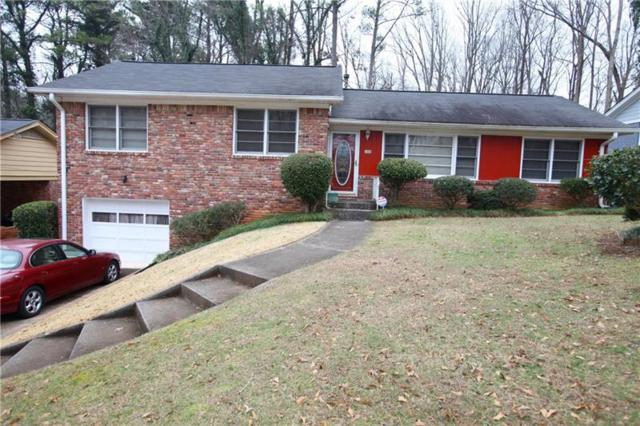 1456 Thomas Road, Decatur, GA 30030 (MLS #5955243) :: North Atlanta Home Team