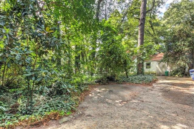1909 Moores Mill Road NW, Atlanta, GA 30318 (MLS #5955590) :: Ashton Taylor Realty