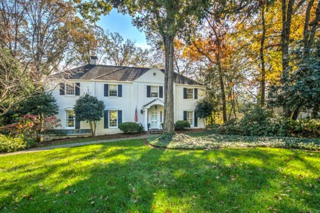 570 Westover Drive NW, Atlanta, GA 30305 (MLS #5955755) :: Carr Real Estate Experts