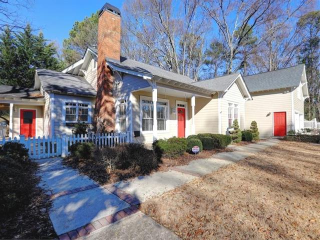 247 Chicopee Drive NE, Marietta, GA 30060 (MLS #5955777) :: Carr Real Estate Experts