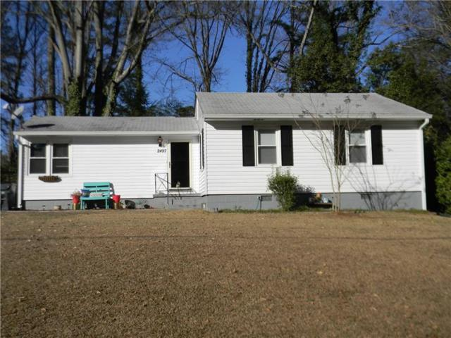 2497 Old Colony Road, East Point, GA 30344 (MLS #5956076) :: Carr Real Estate Experts