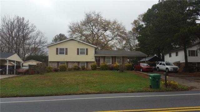 2494 Rex Road, Ellenwood, GA 30294 (MLS #5956079) :: Carr Real Estate Experts