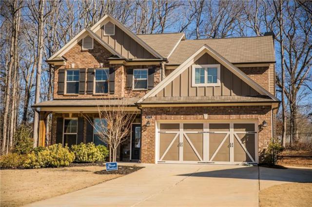 4670 Pleasant Woods Drive, Cumming, GA 30028 (MLS #5956098) :: Carr Real Estate Experts
