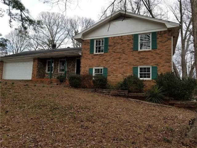 486 Castleaire Drive, Stone Mountain, GA 30087 (MLS #5956237) :: The Russell Group