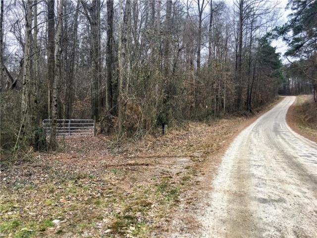 0 Diamond Hill Road, Maysville, GA 30558 (MLS #5956478) :: North Atlanta Home Team
