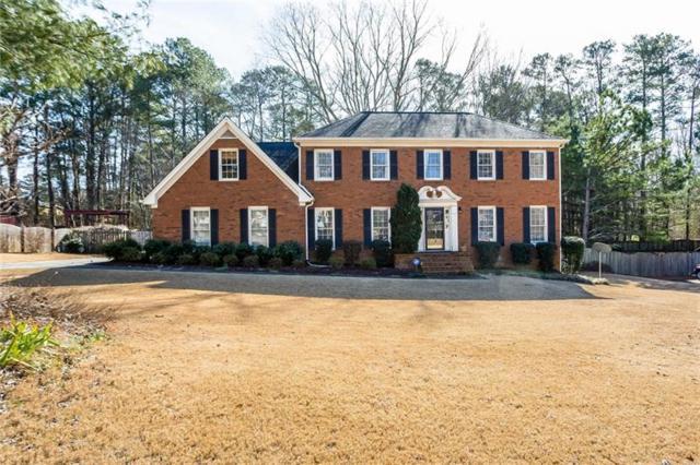 5072 Bridgeport Lane, Peachtree Corners, GA 30092 (MLS #5956522) :: North Atlanta Home Team