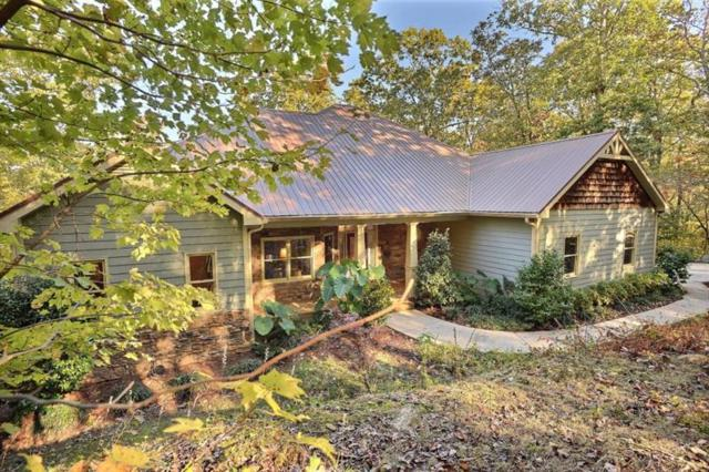790 Old Burnt Mountain Road, Ellijay, GA 30536 (MLS #5956597) :: North Atlanta Home Team