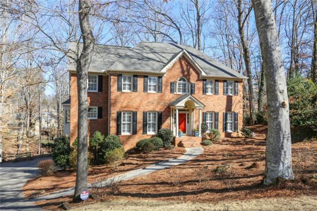 145 Shadowlake Lane SE, Marietta, GA 30067 (MLS #5956605) :: North Atlanta Home Team