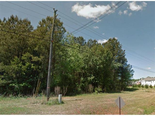 0 Fairview Road, Ellenwood, GA 30294 (MLS #5956662) :: RE/MAX Paramount Properties