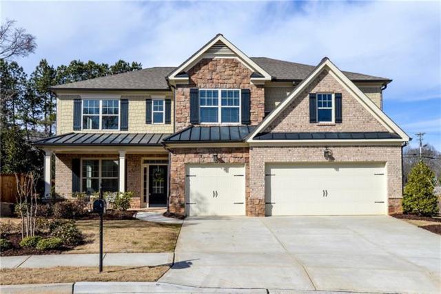 2715 Augeron Court, Alpharetta, GA 30004 (MLS #5956705) :: Carr Real Estate Experts