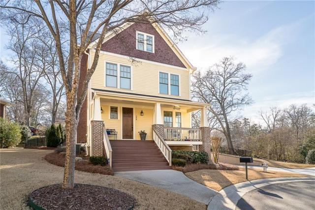 298 Old Commons Court, Norcross, GA 30071 (MLS #5956815) :: North Atlanta Home Team