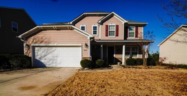 469 Branch Valley Drive, Dallas, GA 30132 (MLS #5956909) :: North Atlanta Home Team
