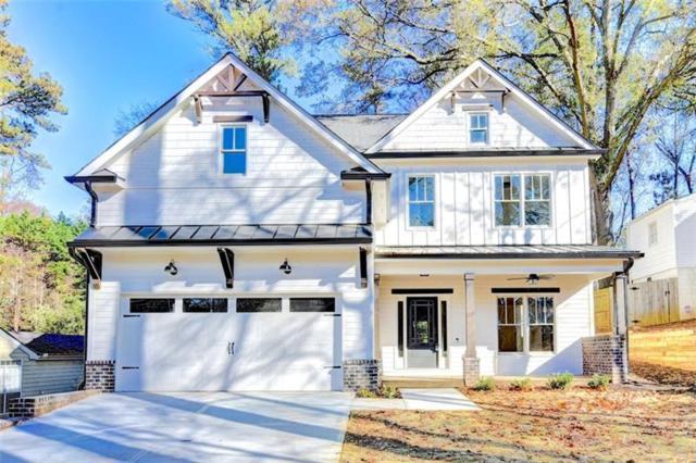 1368 Arnold Avenue NE, Atlanta, GA 30324 (MLS #5957484) :: North Atlanta Home Team