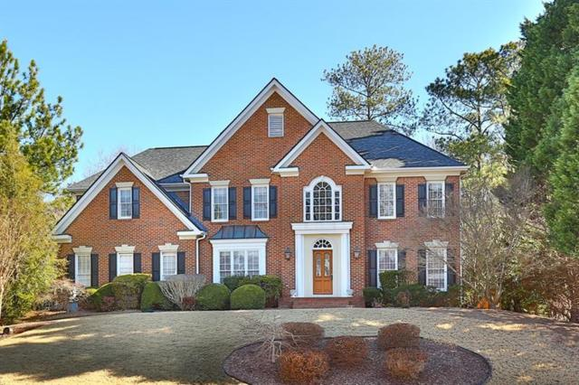 10305 Oxford Mill Circle, Alpharetta, GA 30022 (MLS #5957511) :: North Atlanta Home Team