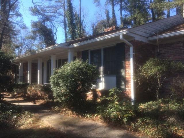 6620 Brandon Mill Road, Sandy Springs, GA 30328 (MLS #5957592) :: North Atlanta Home Team