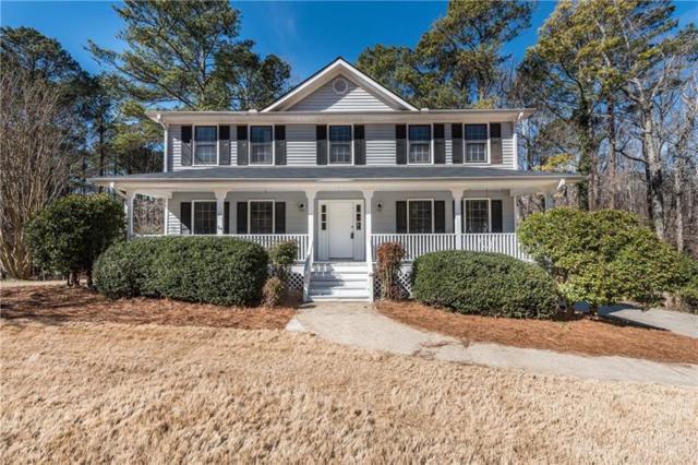 124 Junaluska Drive, Woodstock, GA 30188 (MLS #5957692) :: North Atlanta Home Team