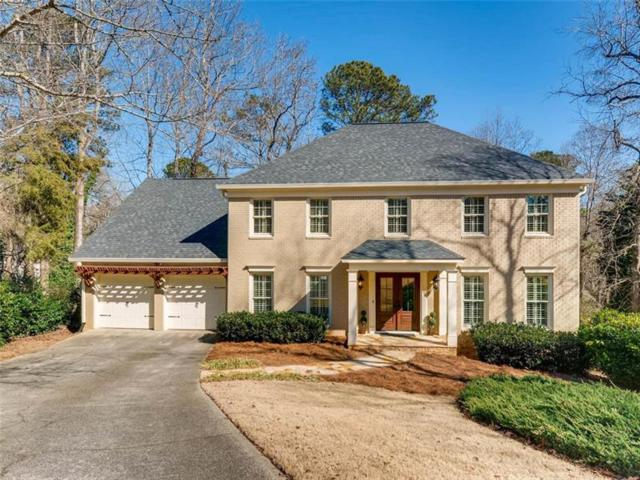 954 Spring View Court, Marietta, GA 30068 (MLS #5957708) :: North Atlanta Home Team