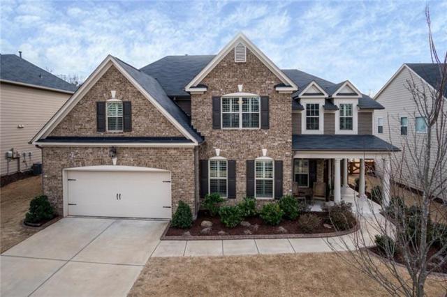 806 Turnstone Drive, Woodstock, GA 30188 (MLS #5957740) :: Path & Post Real Estate