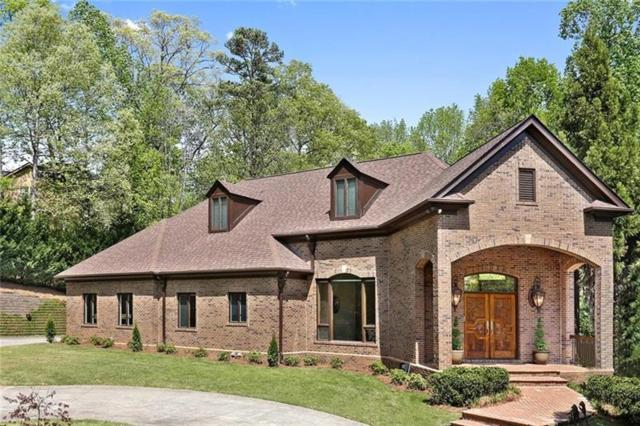 4324 Edgemere Drive, Marietta, GA 30062 (MLS #5957805) :: The Bolt Group
