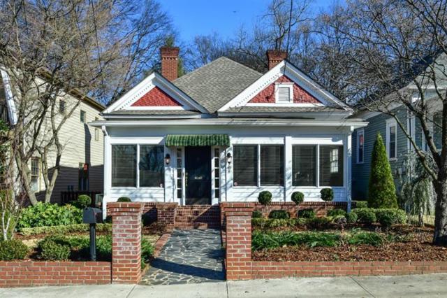 708 Hill Street SE, Atlanta, GA 30315 (MLS #5957831) :: The Justin Landis Group