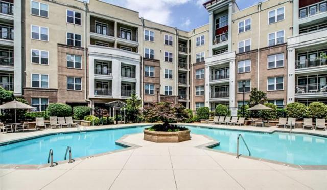 390 17th Street NW #3014, Atlanta, GA 30363 (MLS #5957837) :: North Atlanta Home Team