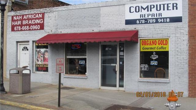 111 W Broad Street, Fairburn, GA 30213 (MLS #5958113) :: North Atlanta Home Team