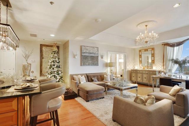 2881 Peachtree Road NE #1102, Atlanta, GA 30305 (MLS #5958127) :: Kennesaw Life Real Estate