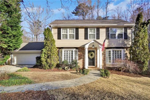 410 Forest Hills Drive, Sandy Springs, GA 30342 (MLS #5958128) :: North Atlanta Home Team