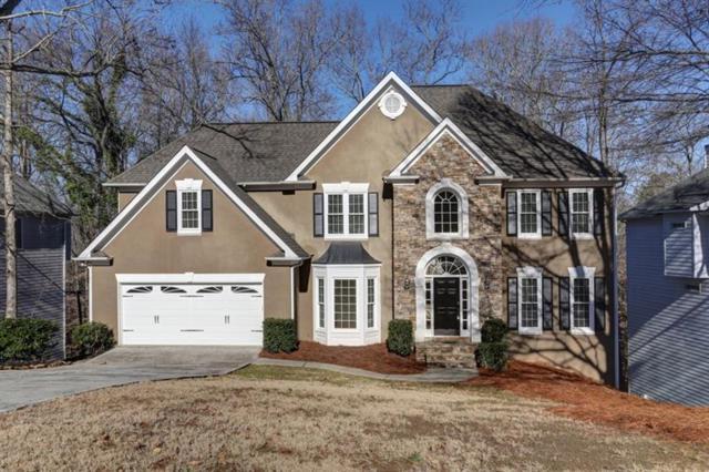 5525 Ashewoode Downs Drive, Alpharetta, GA 30005 (MLS #5958194) :: North Atlanta Home Team