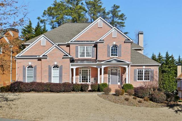 3876 Greensward View NW, Kennesaw, GA 30144 (MLS #5958239) :: North Atlanta Home Team