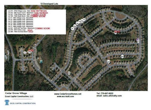 5841 Village Loop, Fairburn, GA 30213 (MLS #5958319) :: Iconic Living Real Estate Professionals
