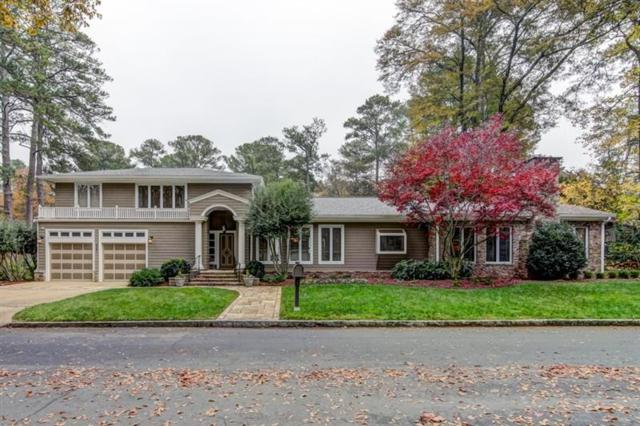 647 E Paces Ferry Road NE, Atlanta, GA 30305 (MLS #5958327) :: North Atlanta Home Team