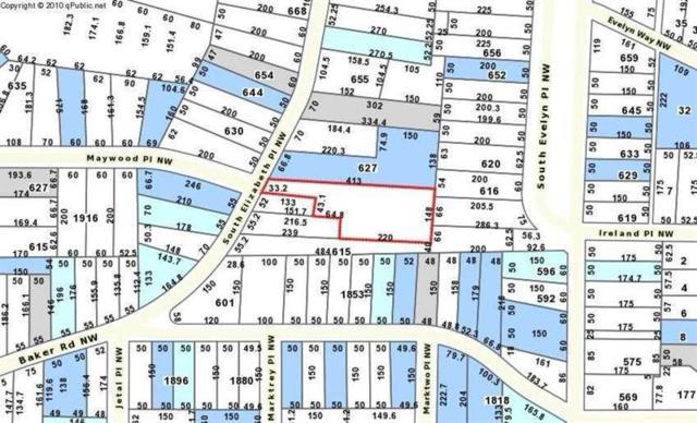 0 S Elizabeth Place, Atlanta, GA 30318 (MLS #5958512) :: North Atlanta Home Team