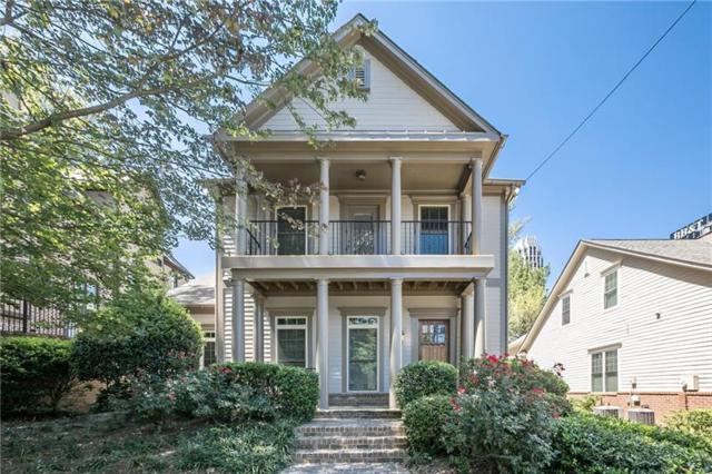 1264 Fowler Street NW, Atlanta, GA 30318 (MLS #5958536) :: North Atlanta Home Team