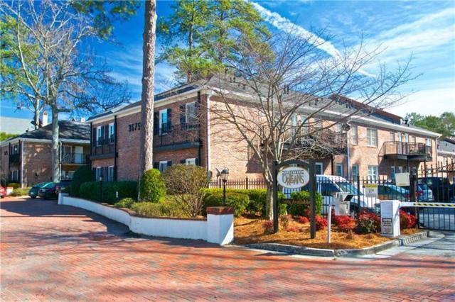 3675 Peachtree Road NE #24, Atlanta, GA 30319 (MLS #5958834) :: North Atlanta Home Team