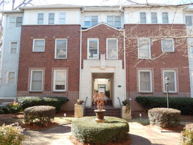 1170 N Highland Avenue NE B7, Atlanta, GA 30306 (MLS #5958908) :: North Atlanta Home Team