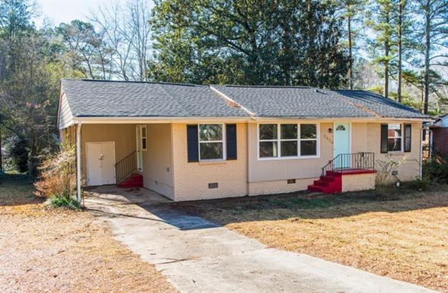 2284 Headland Drive, East Point, GA 30344 (MLS #5958967) :: Carr Real Estate Experts