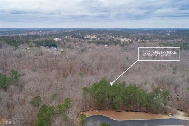 1520 Tapestry Ridge, Lawrenceville, GA 30045 (MLS #5959103) :: The North Georgia Group