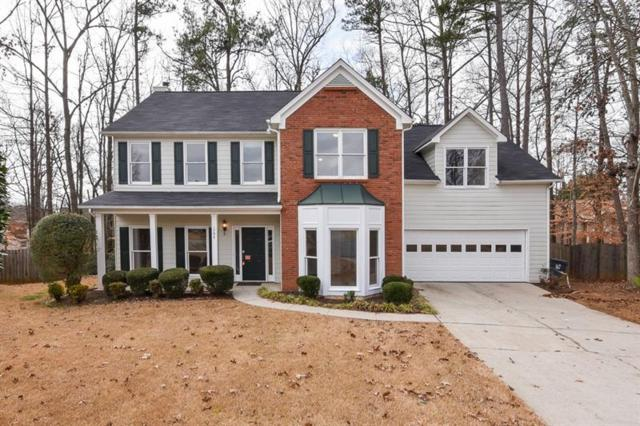 1794 Ambur Cove Court, Lawrenceville, GA 30043 (MLS #5959143) :: The Russell Group