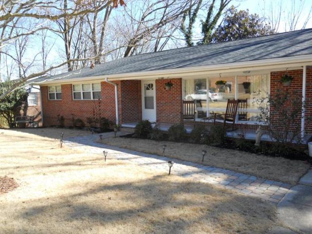795 Beverly Drive, Gainesville, GA 30501 (MLS #5959231) :: North Atlanta Home Team