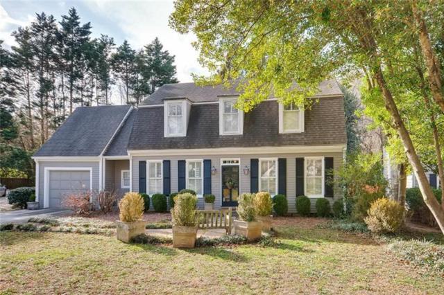 3850 Lake Forrest Drive NW, Atlanta, GA 30342 (MLS #5959314) :: North Atlanta Home Team